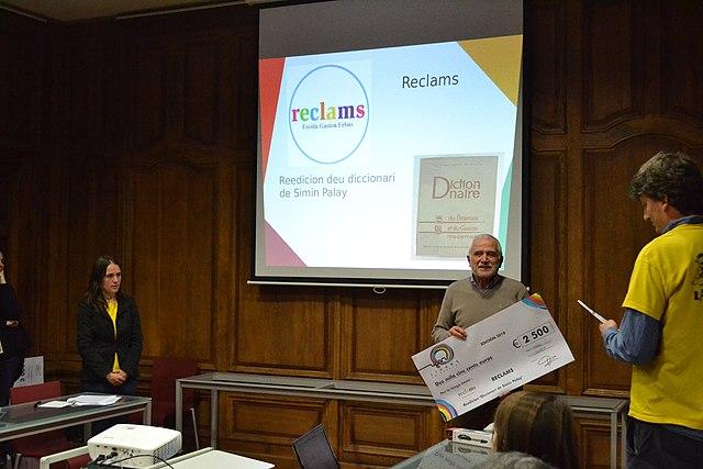 Reclams - Conférence de presse projets La Passem 2018